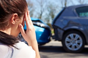 injuries from vehicle crash